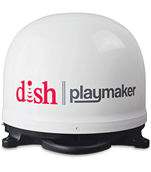 Playmaker - Outdoor TV - Pharr, TX - DS Direct - DISH Authorized Retailer