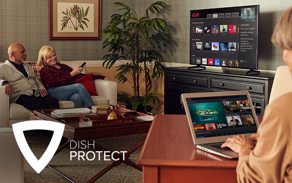 Get DISH Protect from DS Direct in Pharr, TX