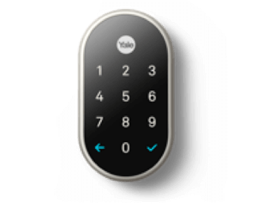 Nest x Yale Lock - Smart Home Technology - Pharr, TX - DISH Authorized Retailer